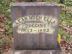 Leah Hugh Ella <i>Owens</i> Duggins