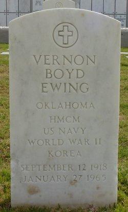 Vernon Boyd Ewing