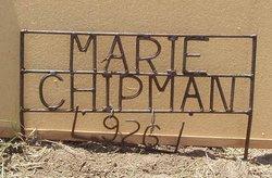 Marie Chipman
