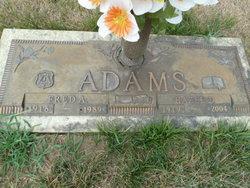 Fred Arthur Adams