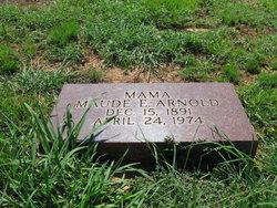 Maude Elizabeth <i>Moffett</i> Arnold