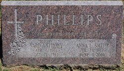 Vard Anthony Barney Phillips