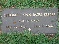Jerome Lynn Borneman