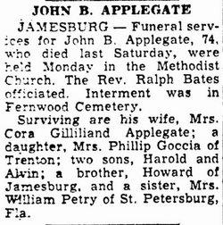 John Applegate
