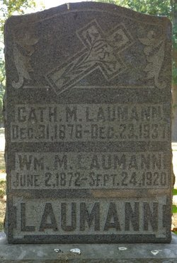Catherine M <i>Droege</i> Laumann