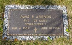 Jans Siebe Arends