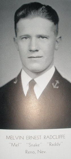 Lt Melvin E Radcliffe