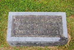 Willie Beecher Brown