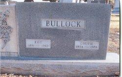 Louise E. <i>Bissett</i> Bullock