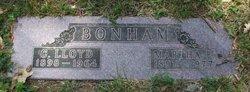 C. Lloyd Bonham