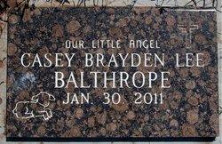 Casey Braden Lee Balthrope