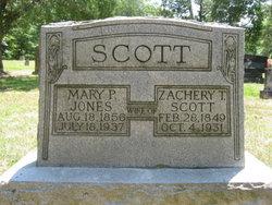 Zachery Taylor Scott