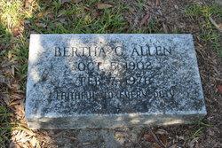 Bertha G. Allen