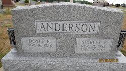 Shirley Fern <i>Hughes</i> Anderson