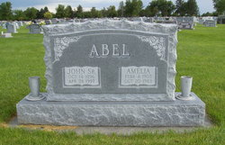 John Abel, Sr