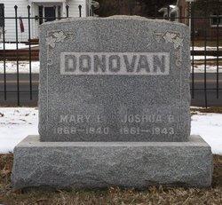 Mary L. <i>Dodd</i> Donovan