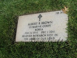 Albert Roger Brown