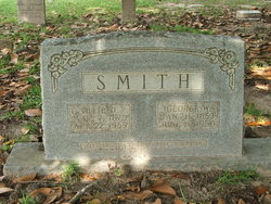 Allie Mae <i>Dismukes</i> Smith