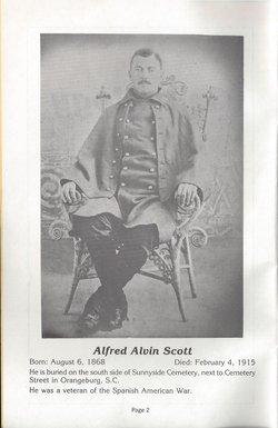 Alfred Alvin Scott