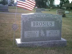 Charles Webster Brosius