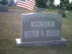 Charles Webster Brosius