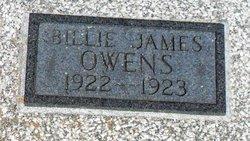 Billie James Owens