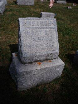 Mary Cathryn <i>Miller</i> Buckner