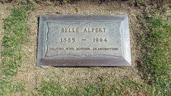 Belle <i>Berger</i> Alpert
