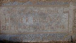 Minnie R. <i>Webb</i> Bydlowski