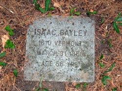 Isaac Bayley