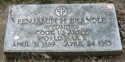Benjamin H. Brandle