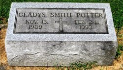 Gladys Marcella <i>Smith</i> Potter