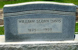 William Sloan Davis