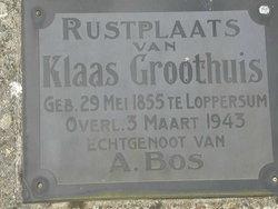 Klaas Groothuis