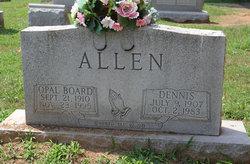 William Dennis Dennis Allen