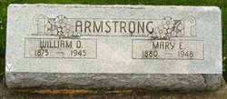 Mary E. <i>Carver</i> Armstrong