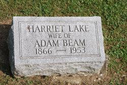 Harriet <i>Lake</i> Beam