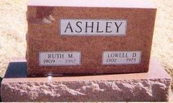 Ruth M. <i>Jackson</i> Ashley