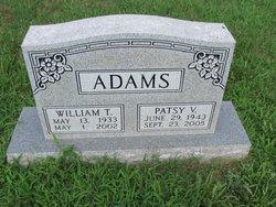 William T Adams