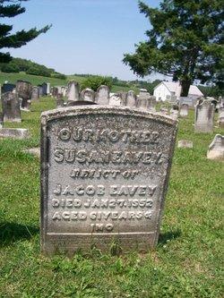 Susan <i>Snavely</i> Eavey