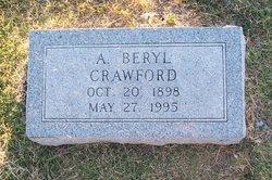 Althea Beryl Crawford