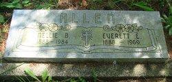 Nellie M <i>Braden</i> Allen