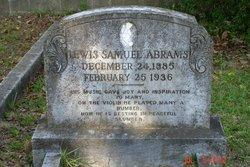 Lewis Samuel Abrams
