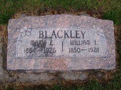 Mary Elizabeth <i>Eastwood</i> Blackley