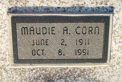 Maudie A. <i>Lane</i> Corn