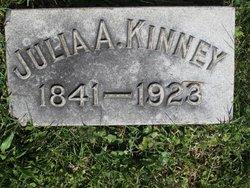 Julia A Kinney