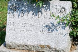 Frederick Bender