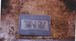 Daisie Lena <i>Anderson</i> Neill