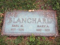 Earl M Blanchard
