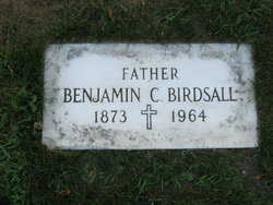 Benjamin C Birdsall